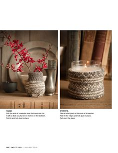 winter, candles, holidays, gifts, hous