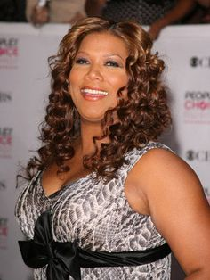 Queen Latifah's hair style diy