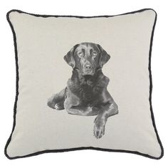 labrador pillow