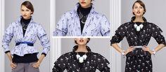 il k-Way Harbour di #Uniqueness by Alessandra Facchinetti #fashion #trends