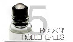5 Rockin' Rollerball Fragrances | Beautezine