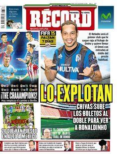 México y Guadalajara - 16 septiembre 2014 RÉCORD