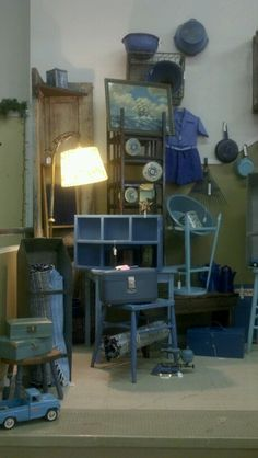The Antique Mall blues