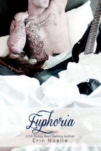 Euphoria (Book Boyfriend, # 3) by Erin Noelle Review Chat with S.K. Hartley