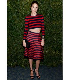 Check Out How These Style Stars Do Stripes