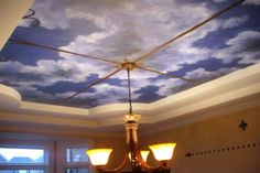 ceiling ideas | wall murals ceiling painting ideas ceiling paint ideas ceiling murals ...