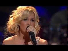 """Carrie Underwood - """"Remember When"""" Live at the Grand Ole Opry"""