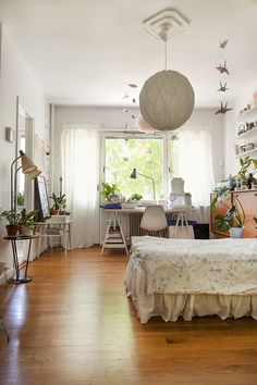 #quarto #bedroom #luminaria #luz #decor