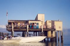 Image detail for -Stiltsville offers a quick and relaxing escape from the hustle and ...
