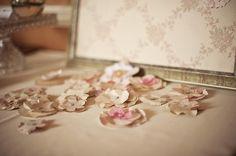 some vintage wedding tips