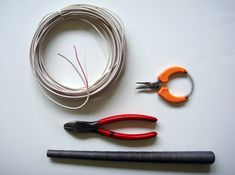 Old Electrical Wire into Grain's Hand-Knotted Ring (DIY Tutorial