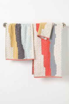 Towels from Anthro