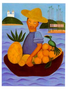 Vendedor de Frutas - Tarsila do Amaral  https://www.artexperiencenyc.com/social_login/?utm_source=pinterest_medium=pins_content=pinterest_pins_campaign=pinterest_initial