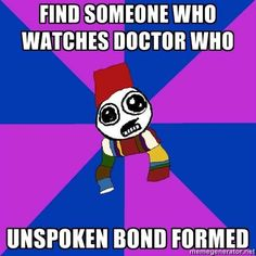 FACT #DoctorWho
