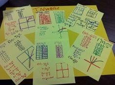 Lots of Algebra II Resources