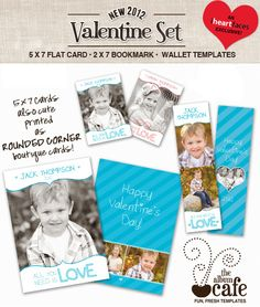Free Valentines Day Photoshop Templates