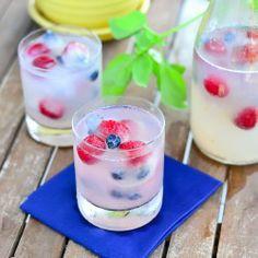 Lemonade Spritzers