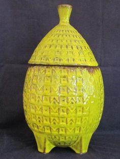 McCoy Pineapple Cookie Jar