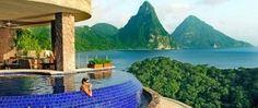 Jade Mountain - St Lucia