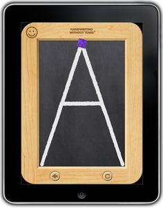 iPad App | Handwriting Without Tears
