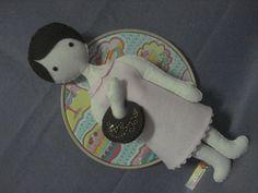 Boneca Retrô #lucygifts