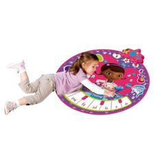 NEW DISNEY DOC MCSTUFFINS MUSICAL MAT