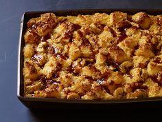Salted Caramel-Banana Bread Pudding Recipe : Food Network Kitchen : Food Network - FoodNetwork.com
