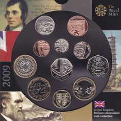 Tom Valentine - The #Kew Gardens #50p #coin - the rarest one in current UK circulation. Feb 2014.  There's one in my 2009 pack.