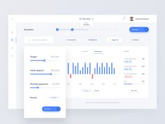 One of the last project for our client. For now, I can say it is the robo-advisor platform. More information coming soon!  Do you want more scenes behind? Visit my new Instagram profile!!!  We're a...