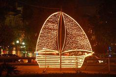 Christmas Karavaki by RobW_, via Flickr