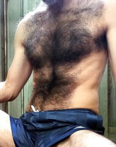 I could dive in and comb my way out , Hairy Heaven, or maybe get lucky and get caught in a hair ball and have to stay for awhile! OMG sexy! #gay #hairy #daddy