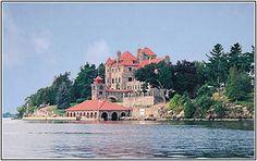 Singr Castle on Dark Island