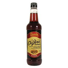 DaVinci Gourmet KAHLUA® Classic Coffee Flavoring Syrup