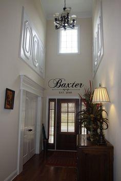 doors, idea, door wyear, dream, names, hous, entry way decorating, families, wyear marri