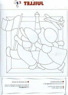 Taller de Artesanía - Página Principal: PATCHWORK EMBUTIDO