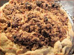 Honeycrisp Apple Pie   CulinaryChat