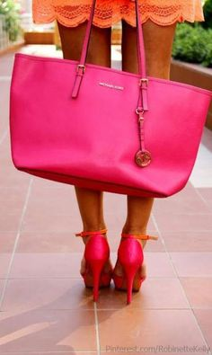 michael kors outlet, fashion, orang, color, designer handbags, holy cow, michael kors purses, pink, shoe