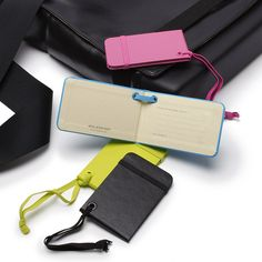 Moleskine Luggage Tags product, tags, gift, moleskin luggag, moleskine, luggag tag, moleskin travel, thing, destination weddings