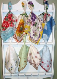 hankies for the home