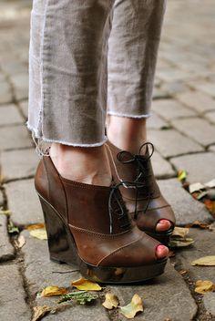 toe, fashion shoes, atlanti, girl fashion, fall shoes, anthropologie, wedg, girls shoes, walk