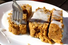 Simple. Healthy. Delicious.- Pumpkin Cake