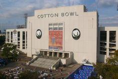 Cotton Bowl, Dallas