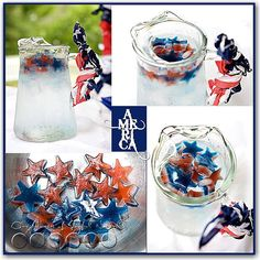 Red, White & Blue Party Ideas
