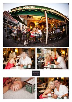 New Orleans Engagement Photography- Audubon Park, French Quarter - New Orleans Wedding & Potrait Photography by Babs Evangelista
