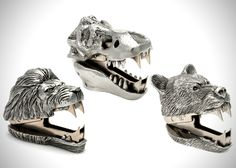 Creative Animal Chomping Staple Removers