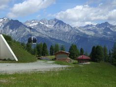 in the mountains of Sudtirol!!