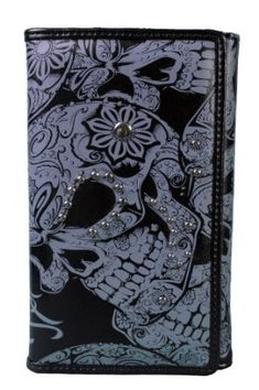 Iron Fist Sweet Skull O Mine Clutch,$25.41