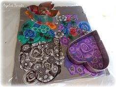 Free Polymer Clay Tutorials | Free tutorial | Flickr - Photo Sharing!