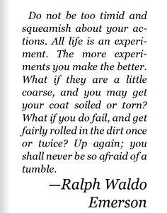 Ralph Waldo Emerson~