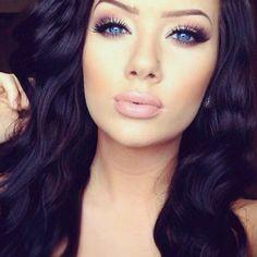 eye makeup, eyebrow